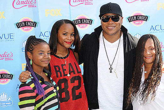 Picture for LL Cool J's Children: Everything to Know About 'NCIS' Star's 4 Kids