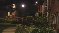 Cover for Man found dead in Alexandria apartment, police say