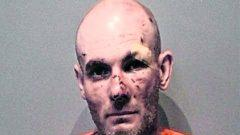 Cover for Police: Man attacked K9, damaged cars during pursuit