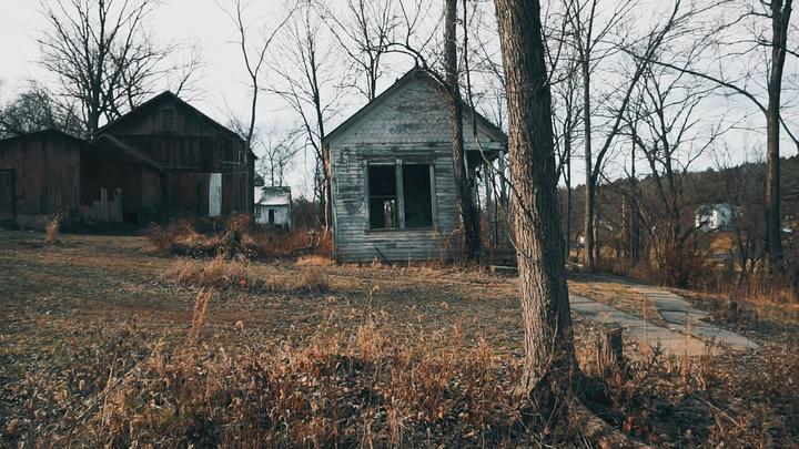 Cover for A Quiet Walk Through the 1849 Ghost Town of Moselle, Missouri