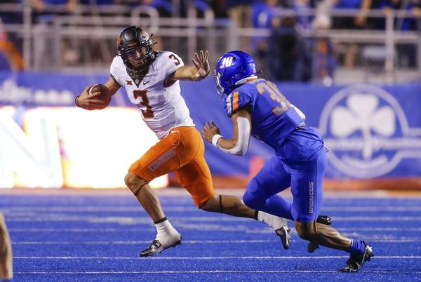 Picture for Three things we learned from OSU's 21-20 win at Boise State