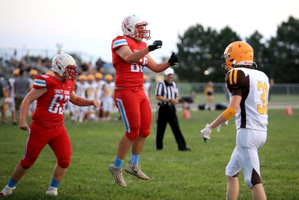 Picture for Heavy matchups mark week 4 of Reno County high school football. Here are our predictions for Friday.