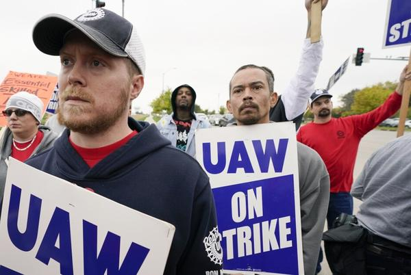 Picture for Will all of America go on strike?