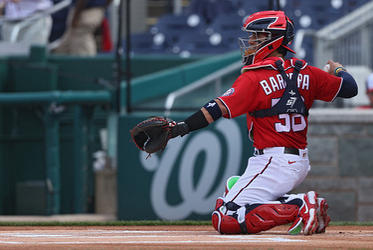 Picture for Is there still an opportunity for Barrera to make Nats roster?