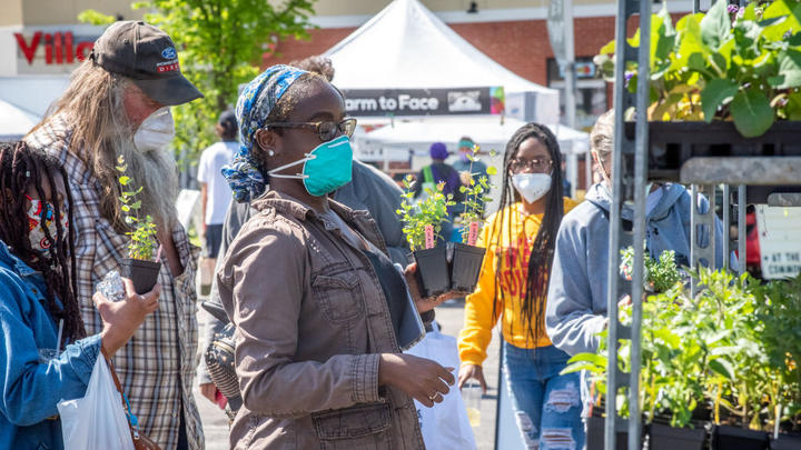 Cover for Doubling down on health and safety, cleaning up the streets, Black Pride Week, and more in Baltimore
