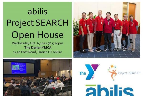 Picture for Learn More on Oct 6 About Darien's Project Search Internships for Young Adults With Special Needs
