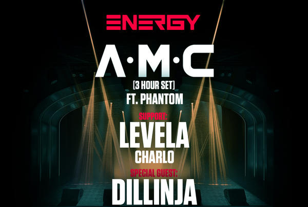 Picture for Sold Out! A.M.C presents Energy - London