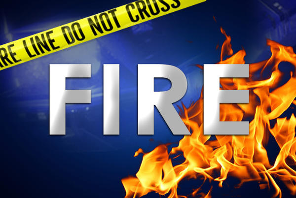 Picture for Early Morning Fire in Baraga Township
