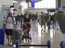 Picture for What experts advise as air travel remains strong and COVID-19 cases rise