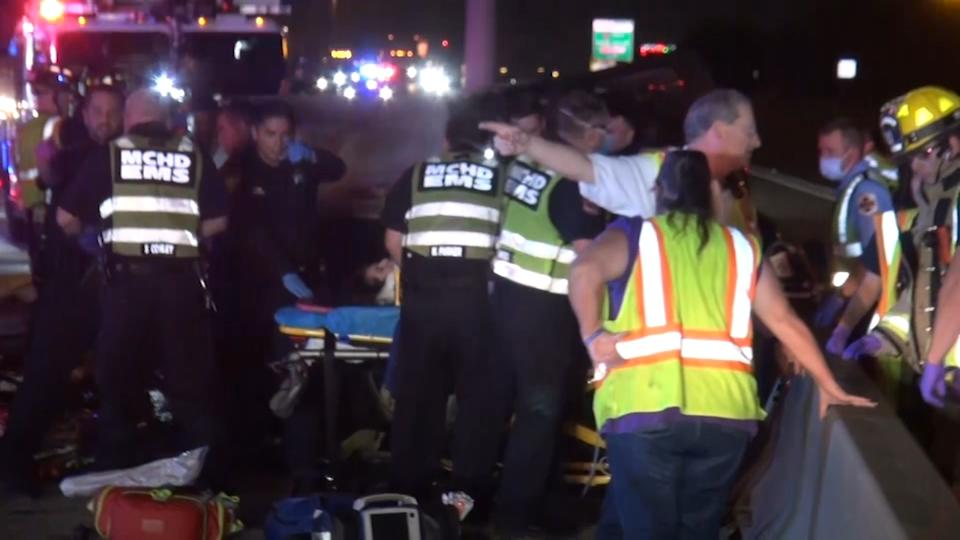 Picture for Innocent woman, wrong-way driver killed, 2 hurt in I-45 crash