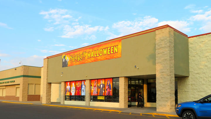 Cover for Spirit Halloween has taken over Big Lots original Cheyenne location this year!