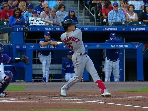 toronto-blue-jays-kike-hernandez-s-two-run-home-run-mlb-game-highlights-newsbreak