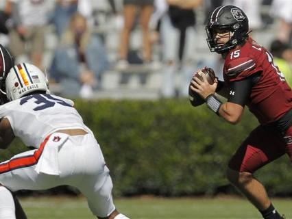 Everything Will Muschamp said after beating Auburn | News ...