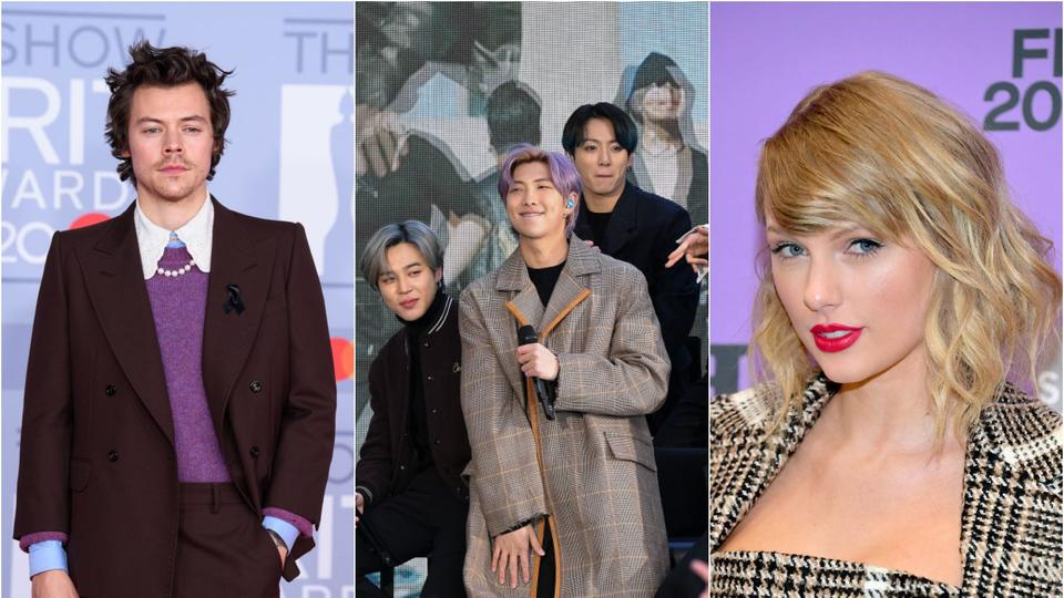 Taylor Swift, BTS, Harry Styles and more to perform at the ...
