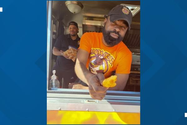 Picture for Papa Bear Skins sizzles with family legacy at Soulful Food Truck Festival