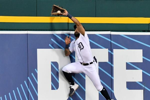 Picture for Surgery not yet ruled out, but Tigers' Derek Hill is prepared to keep rolling with punches