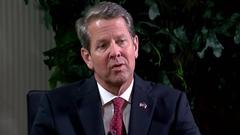 Cover for Kemp issues statement after Biden's anti-crime remarks