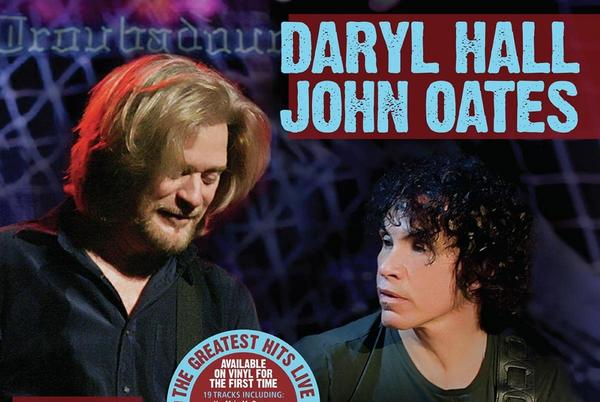Picture for Hall & Oates 'Live at the Troubadour' Gets Vinyl, CD Editions