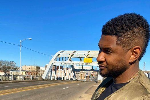 Picture for Grammy winning artist visits Selma on MLK Holiday