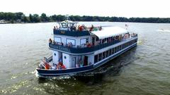 Cover for Enjoy Dinner On The Water On This Relaxing Indiana Cruise Ship