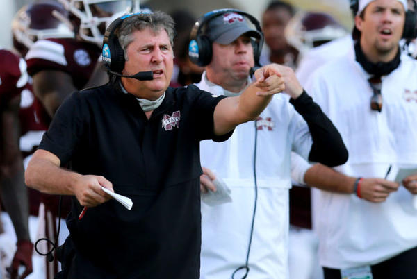 Picture for Fans Were Shocked By Mike Leach's Reaction To Crazy Play