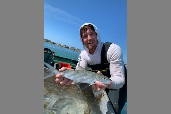 Picture for You don't have to go to the Keys for large bonefish — but don't tell anyone