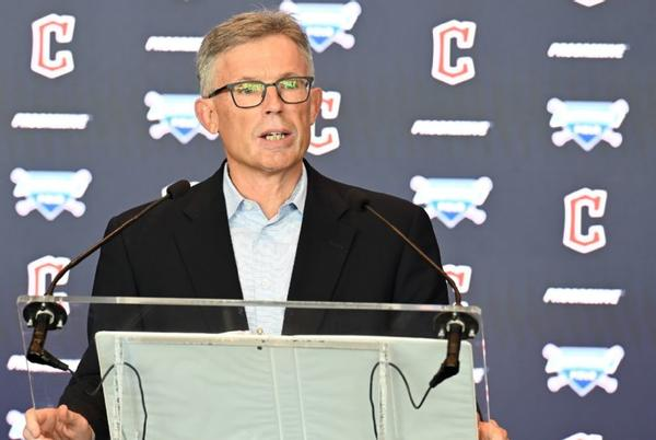 Picture for Cleveland changing name from Indians to Guardians after 2021 season