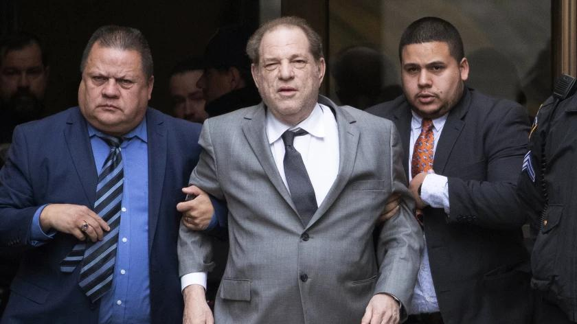 Picture for Harvey Weinstein to be extradited to California to stand trial on sexual assault charges