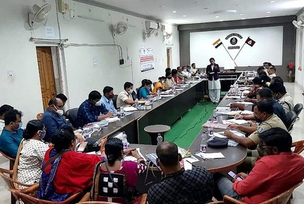 Picture for Training Programme For Police Personnel Dealing With Cases Of Child Abuse