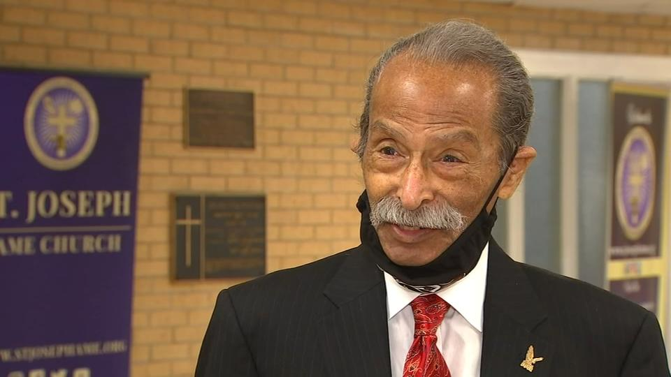 Picture for Durham church honors civil rights pioneer Mickey Michaux