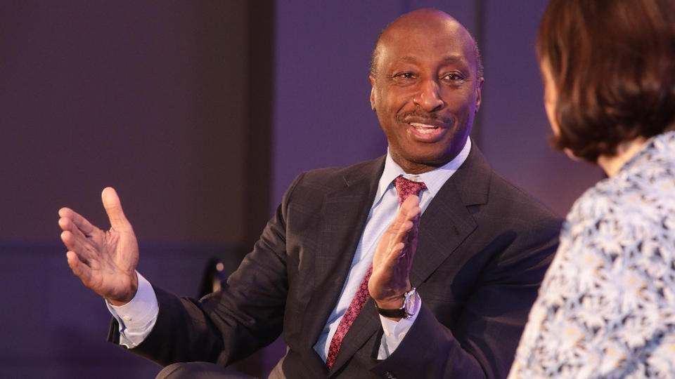 Picture for Chief Executive Magazine Names Merck's Kenneth Frazier CEO of the Year