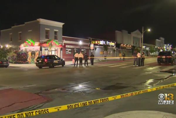 Picture for 7 Shot, Including 4 Teenagers, In West Baltimore Friday Night
