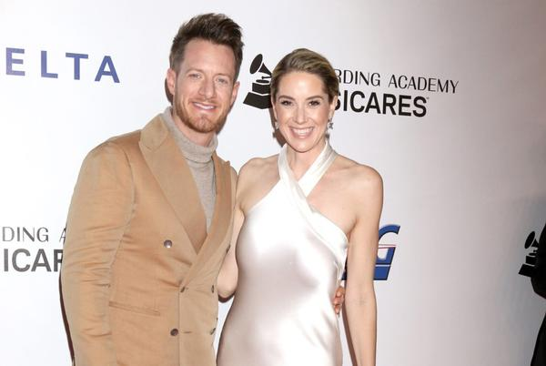 Picture for Tyler Hubbard And Wife Giggle About Their Daily Social Media Struggle