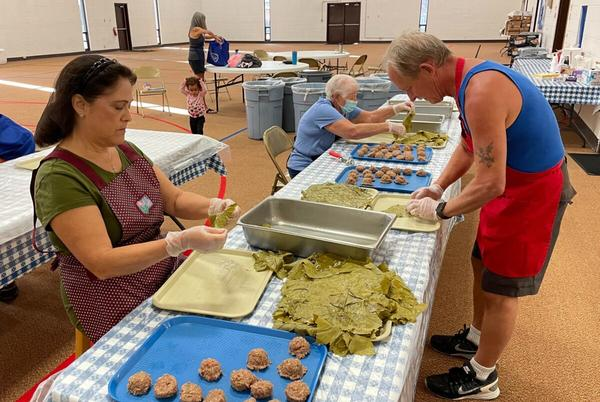 Picture for Ogden Greek Food Festival coming back, but it'll be smaller than before