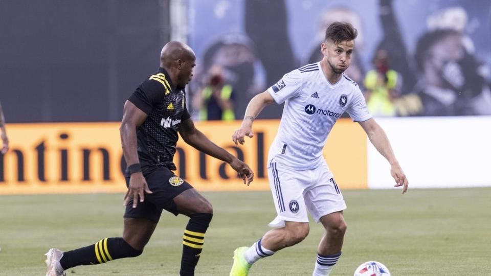 Picture for WATCH: Gyasi Zardes scored twice as Crew blank Fire