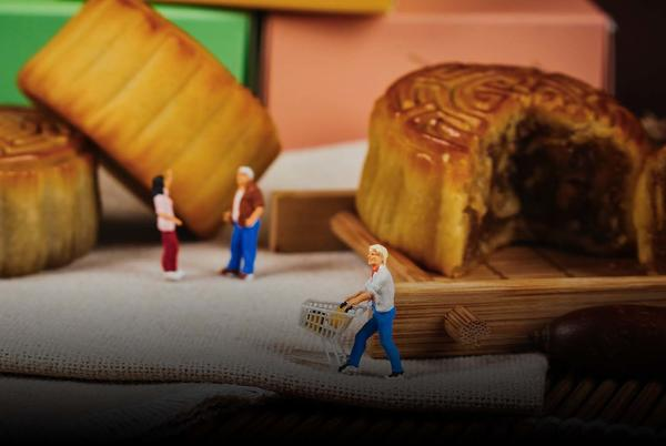 Picture for Shanghai Grassroots Community to Give Leftover Mooncakes a Makeover