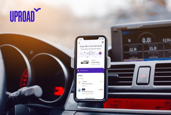 Picture for Install Uproad App and Never Be Late With Your Toll Road Payments
