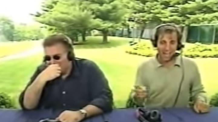 Picture for Chris Russo Tried to Juggle Watching Golf and Bathtime, Flew to Close to the Sun Like Icarus