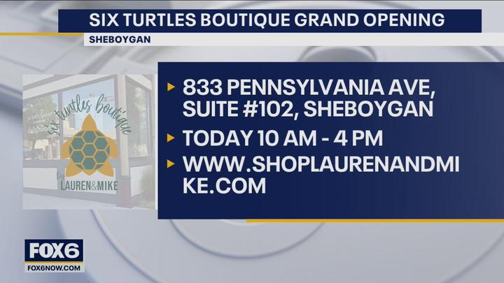 Cover for Size-inclusive women's boutique opens in Sheboygan