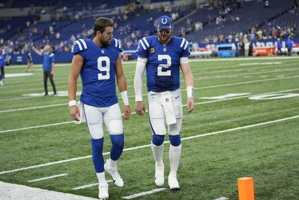 Picture for Winless Colts trying to turn around season without Wentz
