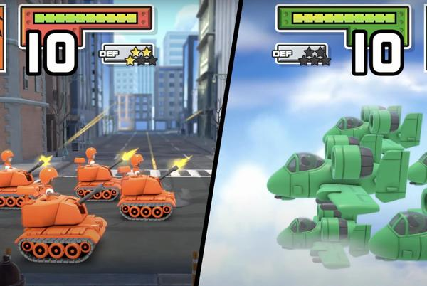 Picture for Advance Wars remaster for Switch is delayed