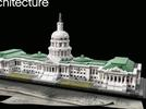 Picture for An alleged insurrectionist had a fully assembled Lego set of the U.S. Capitol