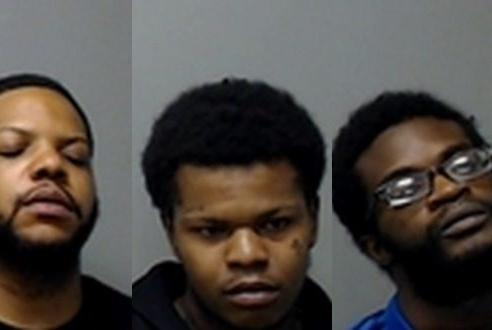Picture for 3 arrested, charged with returning stolen items for cash