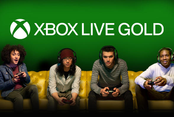 Picture for Microsoft reverses Xbox Live Gold price increase, free-to-play games set free