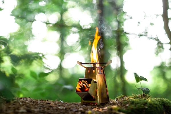 Picture for FireTower rocket stove folding cooker