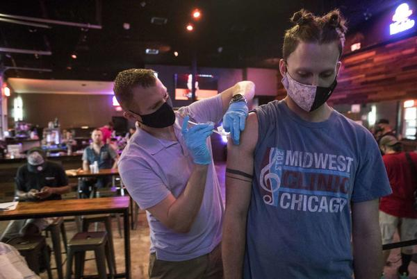 Picture for 'Almost like not being vaccinated': 2 million Texans have missed their second COVID vaccine