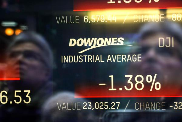 Picture for Stocks Slump As Quad Witching Day Approaches