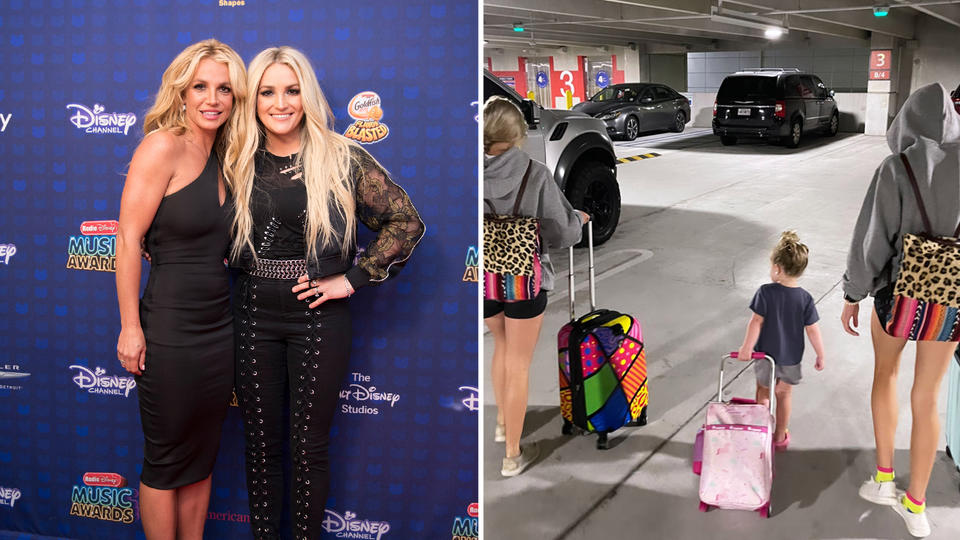Picture for Britney Spears' sister Jamie Lynn goes on trip after family feud & fans' claims she 'didn't help' singer during struggle