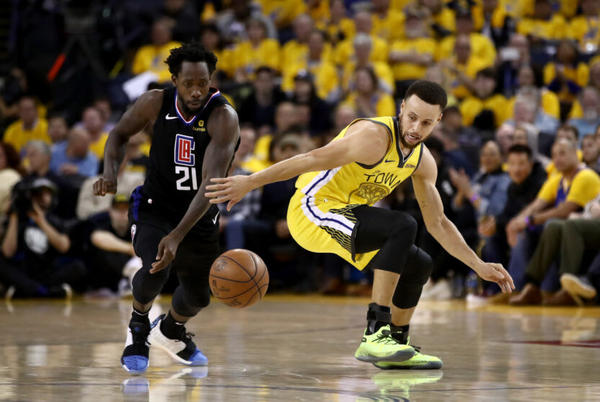 Picture for LA Clippers: Patrick Beverley clearly feeling some kind of way with cryptic Steph Curry tweet