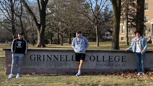 Grinnell Iowa Halloween 2020 Trick Or Treat Grinnell College football is making their pitch for a 2020 season